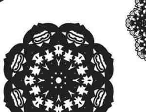 多种古典花纹笔刷
