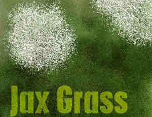 绿色草地笔刷