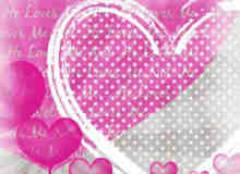 情人节爱情符号笔刷