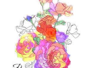 玫瑰花笔刷