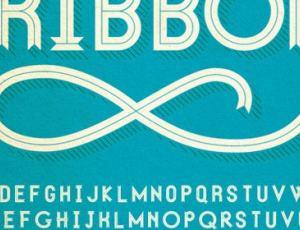 20个漂亮的英文字体免费下载