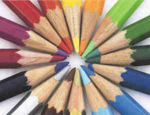色彩对人有什么样的感受呢?