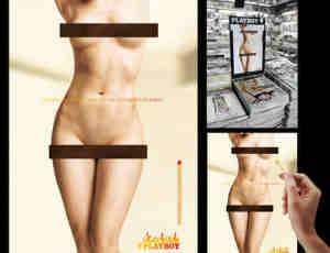 绝对不容错过的广告艺术 – 68组国外诱惑性广告欣赏