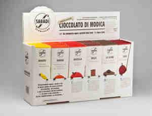 23张Modica巧克力包装设计展示欣赏