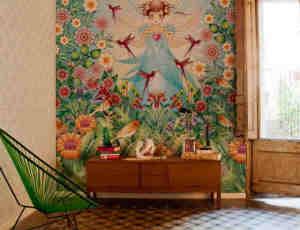 5张漂亮的墙体彩绘
