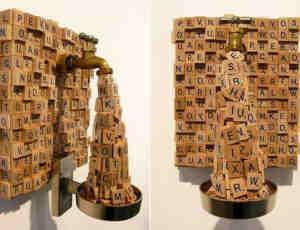 6张惊奇的废旧物改造成装饰品