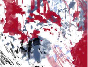 9个喷溅油漆涂鸦笔刷打包下载