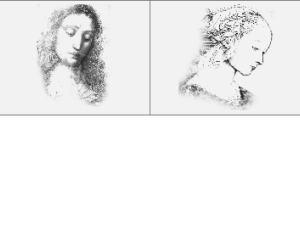 圣母玛丽亚笔刷