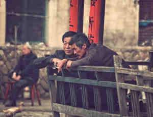 30张中国艺术摄影照片-国外眼中的淳朴中国人