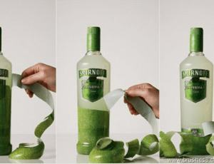 35个杰出的酒瓶包装设计例子
