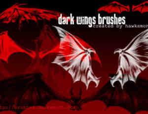 吸血鬼蝙蝠笔刷