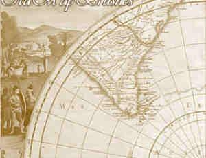 旧地图笔刷