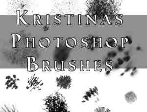 私人收集制作的个性Photoshop笔刷下载