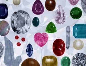 31种钻石宝石笔刷