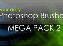 40个Photoshop CS3笔刷打包下载