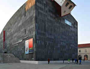 35个怪异独特的建筑设计