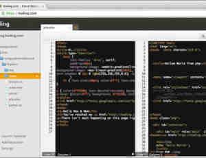 22个有用的在线版代码编辑器