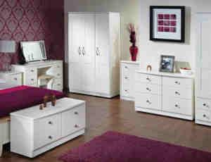 16种白色系列家具设计欣赏