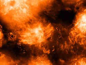 免费的PHOTOSHOP火焰场景笔刷