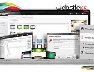 傻瓜式可视化网页设计软件-Incomedia WebSite X5 Evolution v9.1.4.1939特别版下载
