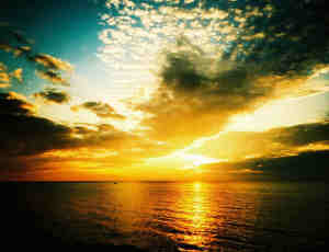 20张日出日落摄影照片