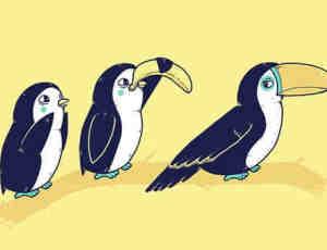 12张创意艺术插画设计欣赏