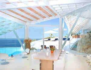 10张魅力海景度假别墅设计
