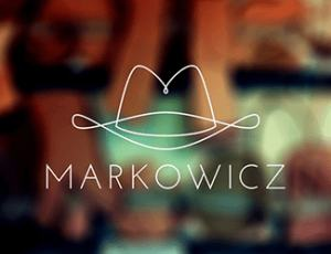 22个应用背景模糊设计的logo标志创作