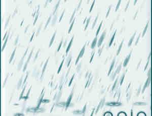Photoshop CS2专用一组下雨效果笔刷