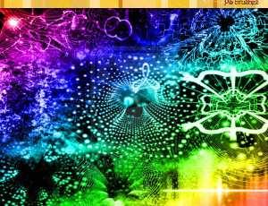 24种琉璃梦幻空间隧道笔刷