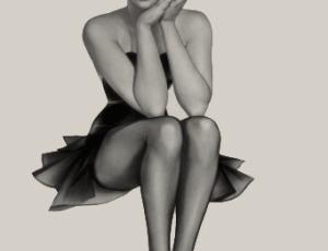 美国玛丽莲-梦露女人PS笔刷