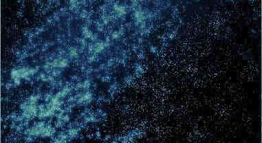 美妙的星光、星空PS笔刷素材