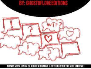 9种手绘涂鸦对话框PS笔刷素材