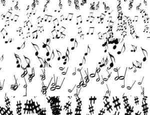 各种音乐符号PS笔刷