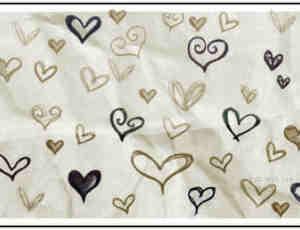 各种可爱的涂鸦爱心PS笔刷 #.4