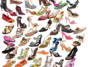47双高跟鞋照片美化素材-【美图秀秀素材】