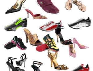 16双高跟鞋照片美化素材-【美图秀秀素材】