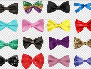 16个可爱漂亮的蝴蝶结发卡装饰美化素材-【美图秀秀素材】