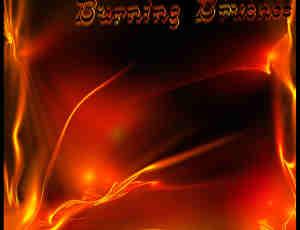 火焰琉璃光线折光效果photoshop笔刷素材