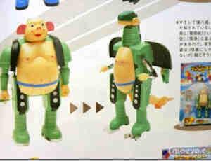 跟着中国大陆学山寨的香港、台湾、韩国!登上日本超级山寨玩具杂志排行榜