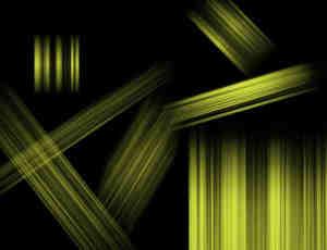射线、光线照射放射效果Photoshop笔刷素材
