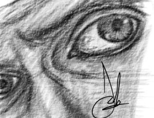 专业手绘素描笔触、绘画Photoshop笔刷包