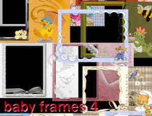 卡通相框、照片边框素材【美图秀秀笔刷包】#.3