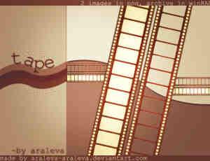 电影胶片、胶卷相片美图素材下载