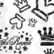 卡哇伊皇冠、金冠Photoshop美图笔刷