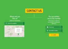 免费web元素UI素材下载#.1