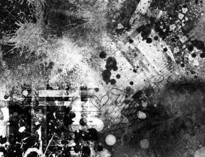 油漆喷溅岁月痕迹纹理PS笔刷