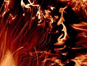 30种高品质火焰燃烧效果、火光、火烛PS笔刷素材