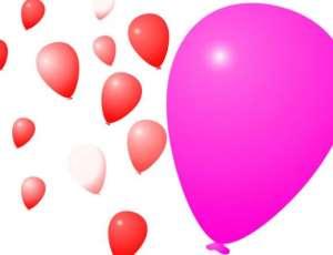 气球Photoshop笔刷