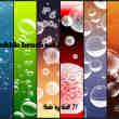 6款不同的水泡、气泡、水泡、泡泡Photoshop笔刷合集下载